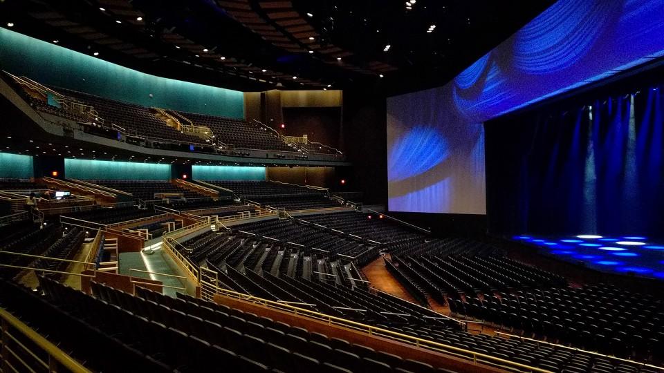 Concert Hall Coda Group Las Vegas Architects